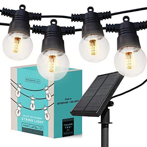 Outdoor Solar Lights For Gazebo in US - 6