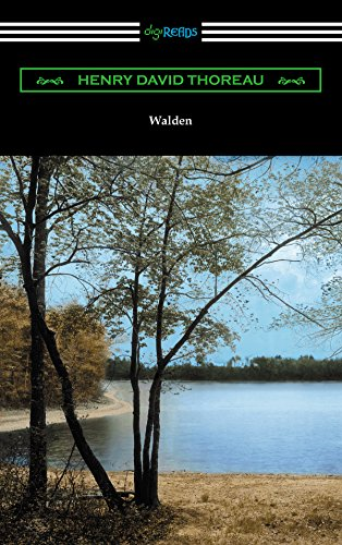 Walden (with Introductions by Bradford Torrey and Raymond Macdonald Alden)