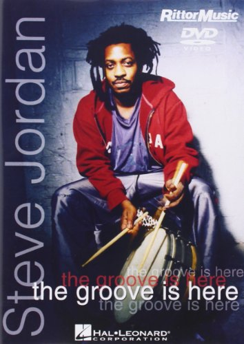 Steve Jordan - The Groove is - Usa Shop Jordan