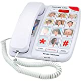 Future-Call FC-1007 Picture Care Phone with 40dB