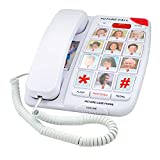 Future Call FC-1007 Picture Care Phone with 40dB