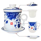 Tea Talent Porcelain Tea Cup with Infuse