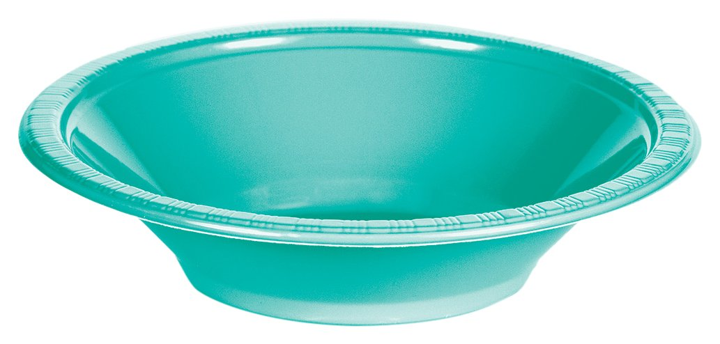 Creative Converting Touch of color 20Count Plastic Bowl, 12 oz, Cobalt 28314751