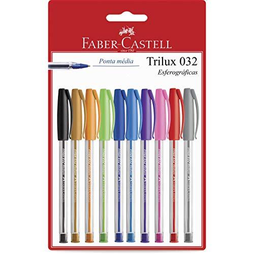 Trilux Faber Castell SM 032ESC10 Multicor