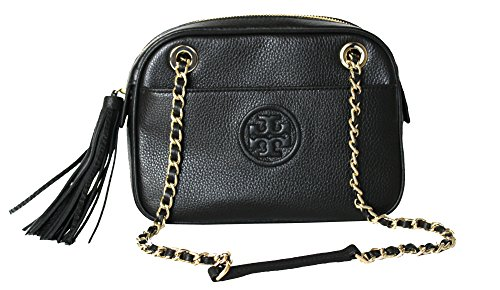 f5850a106f06b5 Jual Tory Burch Bombe Crossbody Chain Women s Leather Small Handbag ...