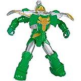 Power Rangers Ninja Steel 5-Inch Armored Rumble Tusk Zord Action Hero Figure