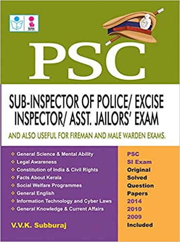 assistant inspector of excise question paper