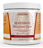 Bentonite Clay for Hair Cosmetics Derigueur Sodium Bentonite Clay Powder