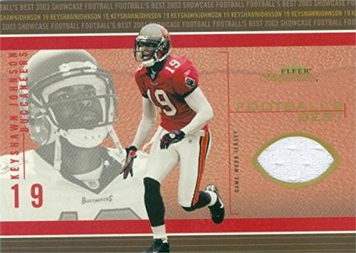 Keyshawn Johnson Tampa Bay Buccaneers Memorabilia at Amazon.com 711c8d996