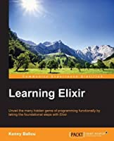 Learning Elixir Front Cover