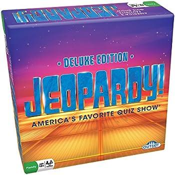 Jeopardy 25th Anniversary Edition by Pressman NA