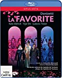 Donizetti: La Favorite [Blu-ray]