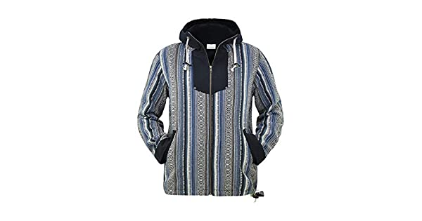 Amazon.com: virblatt - Sudadera con capucha y chaqueta Baja ...