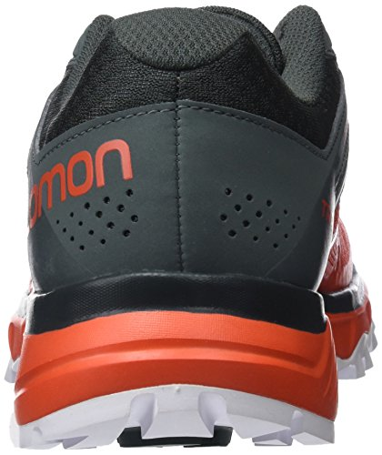 Tomat Salomon Menn Trail Røde cherry Trailster Urban Joggesko Hvit Chic 7f7aw