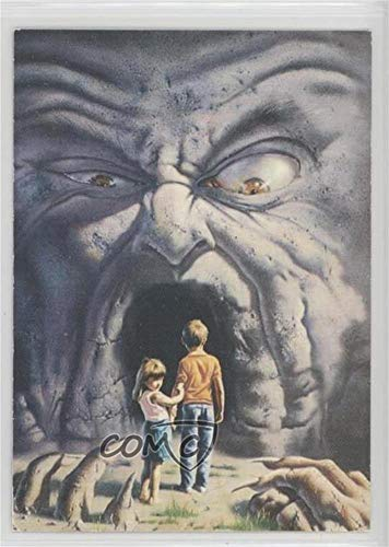 The Feeding (Trading Card) 1993 Comic Images Jim Warren's Surrealism: Beyond Bizarre - [Base] #55