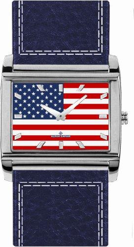 Alpha Saphir Flag 291F Men's watch