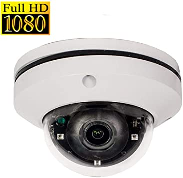 HD-CVI //TVI// AHD//ANALOG  2.4MP Motorized Zoom Auto Focus 2.8-12mm Dome Camera