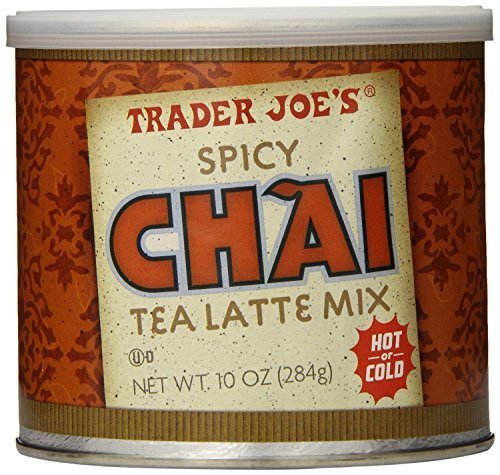 (Trader Joe's Spicy Chai Tea Latte Mix)