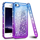 Best iphone 5s case Friend Cases For Iphone 5s - iPhone 5/5S/SE Case, Ruky Quicksand Series Glitter Liquid Review