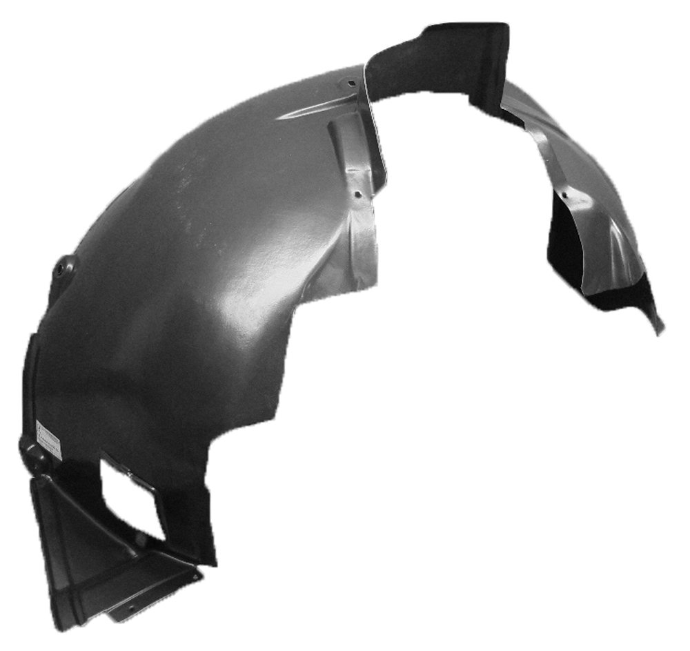 IPCW FL-BM34012I Front Right Hand//Passenger Side OE Replacement Fender Liner
