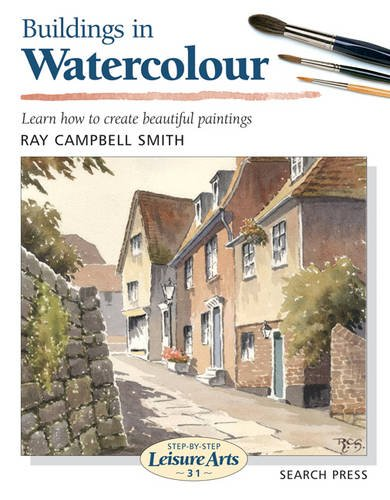 Buildings in Watercolour (Step-by-Step Leisure Arts) (Leisure Arts Dvd)