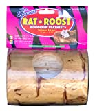 Wesco Pet Rat Roost Woodchew Playnest
