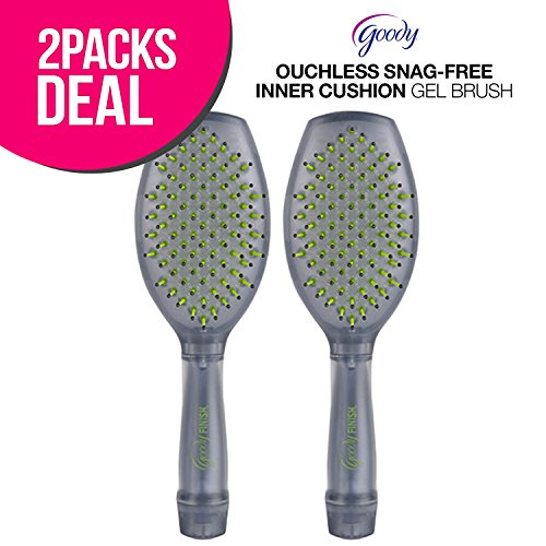 2 PACK GOODY Ouchless Snag Free Cushion product image
