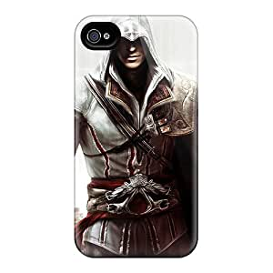 Iphone 6plus Zsy16106OsbS Customized Fashion Assassins Creed Iii Pattern Shock Absorbent Cell-phone Hard Covers -JonBradica