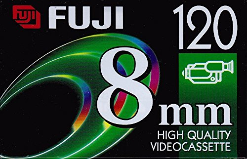 Fuji 23026121 8Mm Metal Particle Video Tape (120 Min.) (Discontinued by Manufacturer) by Fujifilm