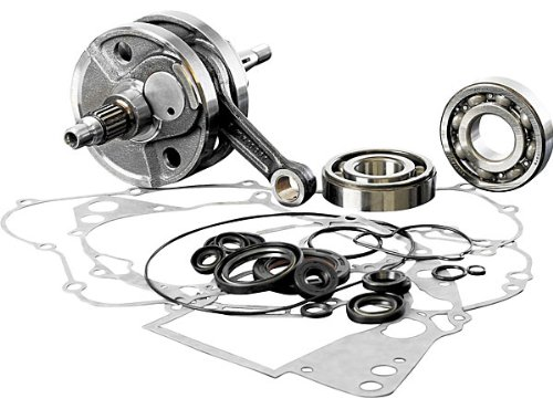 Wiseco WPC121 Crankshaft Assembly for Suzuki RM125 ()