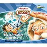 The Adventure Begins: The Early Classics (Adventures in Odyssey Golden Audio Series No. 1)