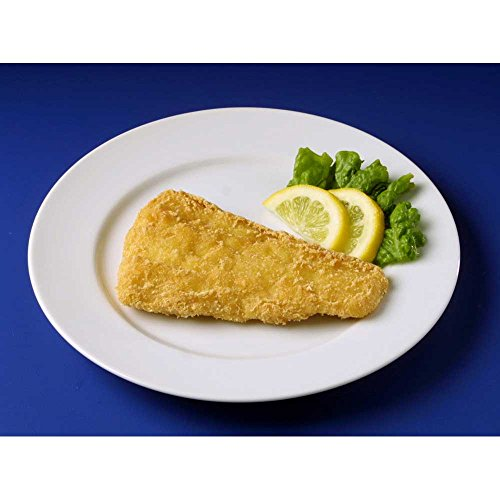 Battered Cod Fillet, 4 Ounce of 35-45 Pieces, 10 Pound - 1 each. ()
