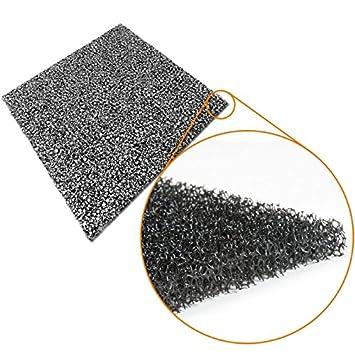Espuma de poliuretano para filtros de aire