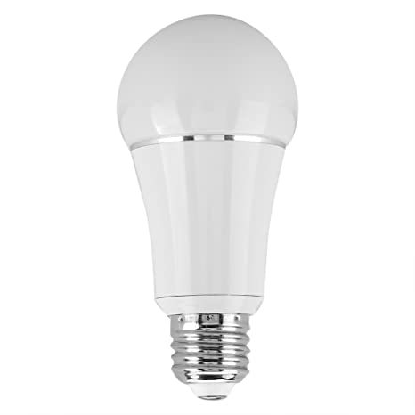 Bombillas Colores RGBW LED 7W Bombilla LED Inteligente RGBW LED Bombilla Color Cambiantes Lámpara LED Bombilla