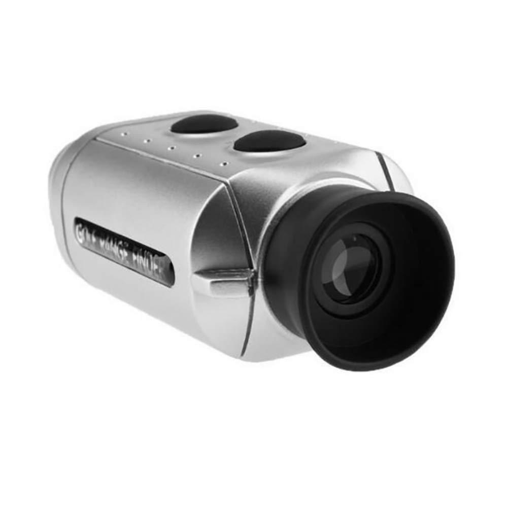IMFUN GF200 New Golf Rangefinder - Golf Scope - Digital Pocket 7X Zoom Golf Range Finder Magnification Distance Measurer Golf Scope Yards Meter Measure Free Carrying Pouch