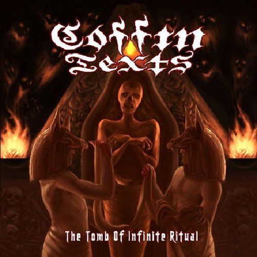 Coffin Texts: The Tomb of the Infinite Ritual (Audio CD)