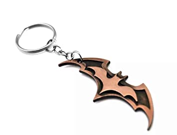 TGH (BTMN Llavero Batman Ocre Dorado Marvel: Amazon.es ...