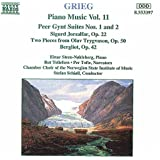 Grieg: Piano Music, Vol. 11 Peer Gynt Suites Nos. 1 and 2