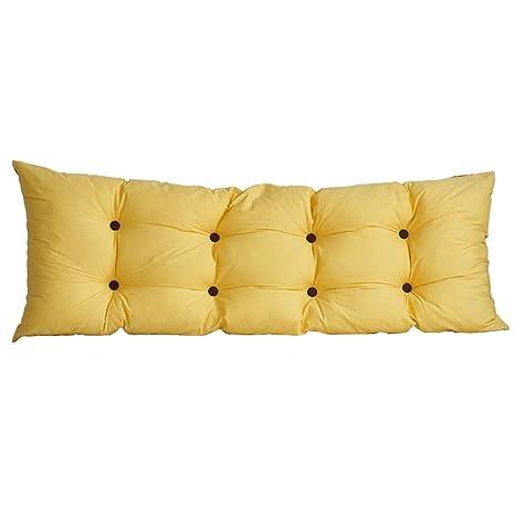 Amazon.com: ZOUBIAG - Cojín de cama extraíble y lavable ...