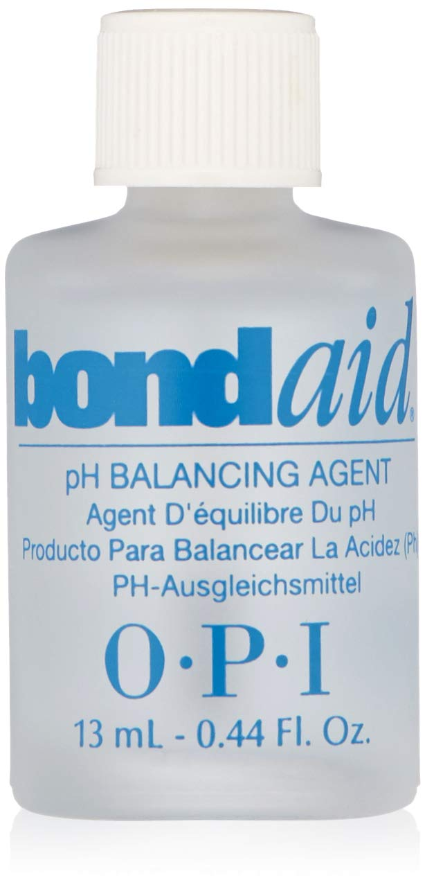 OPI Bond Aid pH Balancing Agent for Nails, 0.44 Fl Oz: Premium Beauty