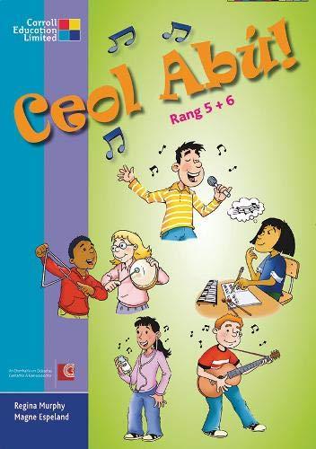 Ceol Abu! 5th & 6th Class ebook