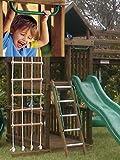 "Handle Swing Set Hand Grip Playset Grab Bar Jungle Gym Playground Safety Grip Monkey Bar 19"" 1 Pair"