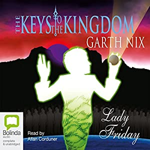 Lady Friday Audiobook