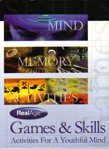 Mind Memory Activities: Games and Skills for a Youthful Mind