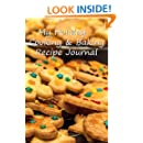 My Holiday Cooking and Baking Journal: Complete with Measurement Guide (Frederick Fichman Publishing) (Volume 5)