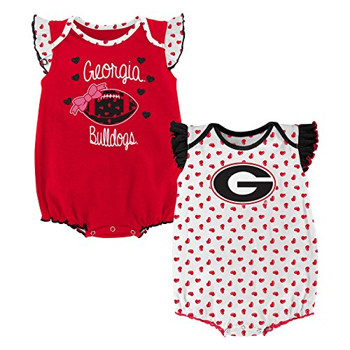 Bulldogs Heart (NCAA Georgia Bulldogs Children Boys