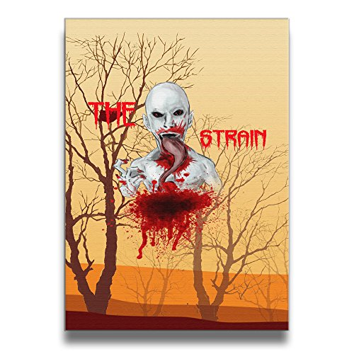 ReBorn Strain Zombie Frameless Wall Art Painting For Home Office Decor