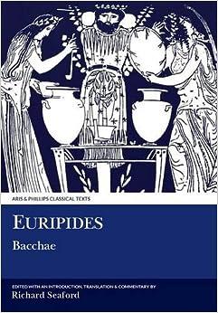 Euripides: Bacchae por Richard Seaford epub