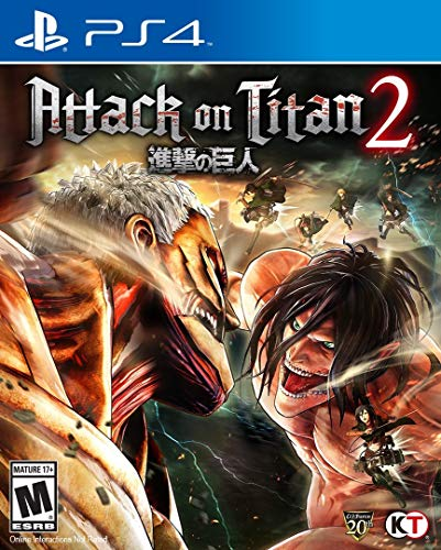 Attack Titan 2 PlayStation 4 product image