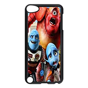 Printed Quotes Phone Case Escape from Planet Earth For Ipod Touch 5 Q5A2113435